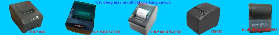 Máy in hóa đơn antech | máy in hóa đơn giá rẻ