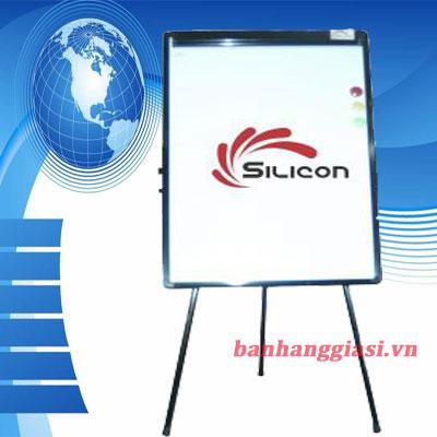 Bảng Flipchart 3 chân Silicon FB-33  60X90