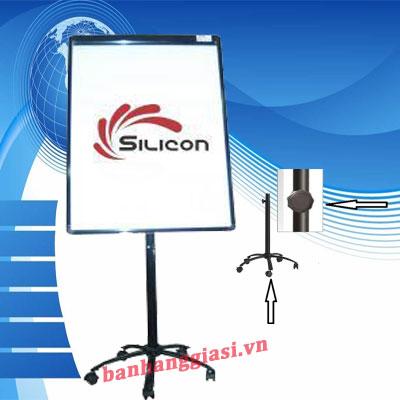 Bảng Flipchart Silicon chân di động cao cấp FB 55