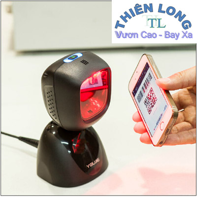 Đầu đọc mã vạch 2D để bàn Honeywell Youjie HF600