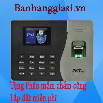 MÁY CHẤM CÔNG VÂN TAY ZKTECO K14