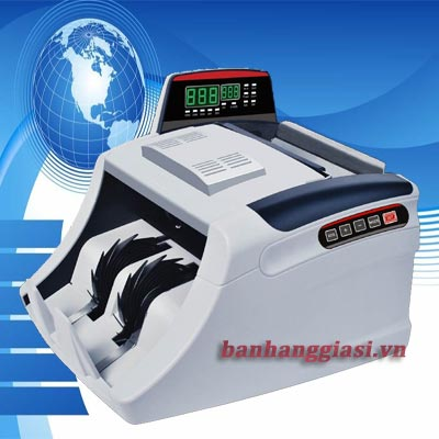 Máy đếm tiền CASHTA 8600W
