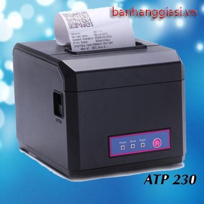 Máy in hóa đơn ATP -230