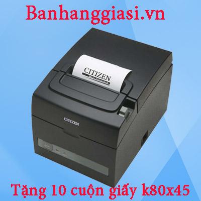 Máy in hóa đơn nhiệt Citizen CT S310II