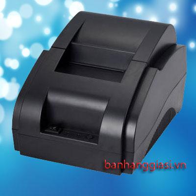 Máy in hóa đơn Xprinter khổ 58mm POS058s