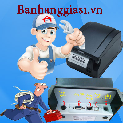 Sửa chữa máy in hóa đơn