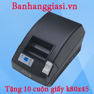 Dòng máy in hóa đơn Citizen CT-S281