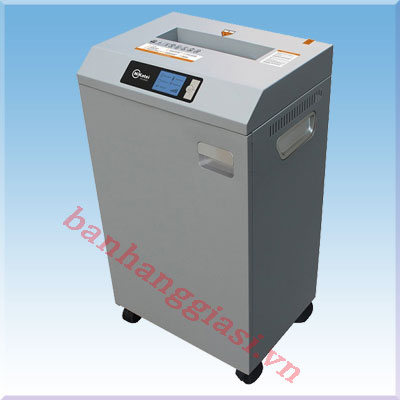 Máy hủy tài liệu công nghiệp NiKatei PS 850C