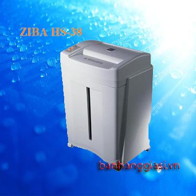 Máy huỷ tài liệu ZIBA HS-38