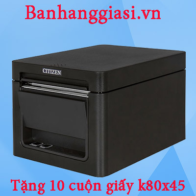 Máy in hóa đơn Citizen CT-D150