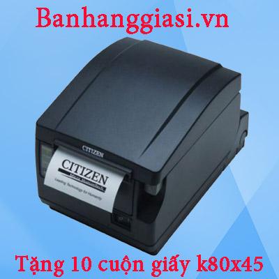 Máy in hóa đơn nhiệt Citizen CT-S651