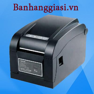 Máy in mã vạch Antech 3120 USB
