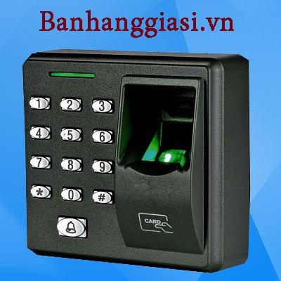 Máy Kiểm soát cửa độc lập bằng vân tay và thẻ MITA T500