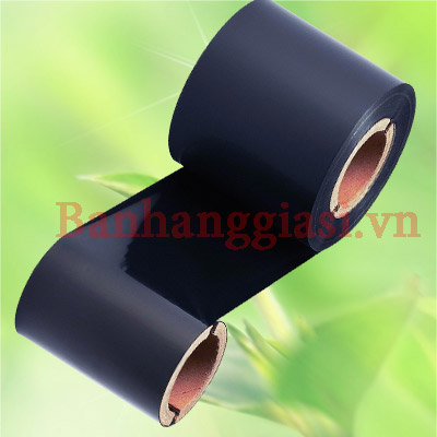 Mực wax resin 110mm x 300m